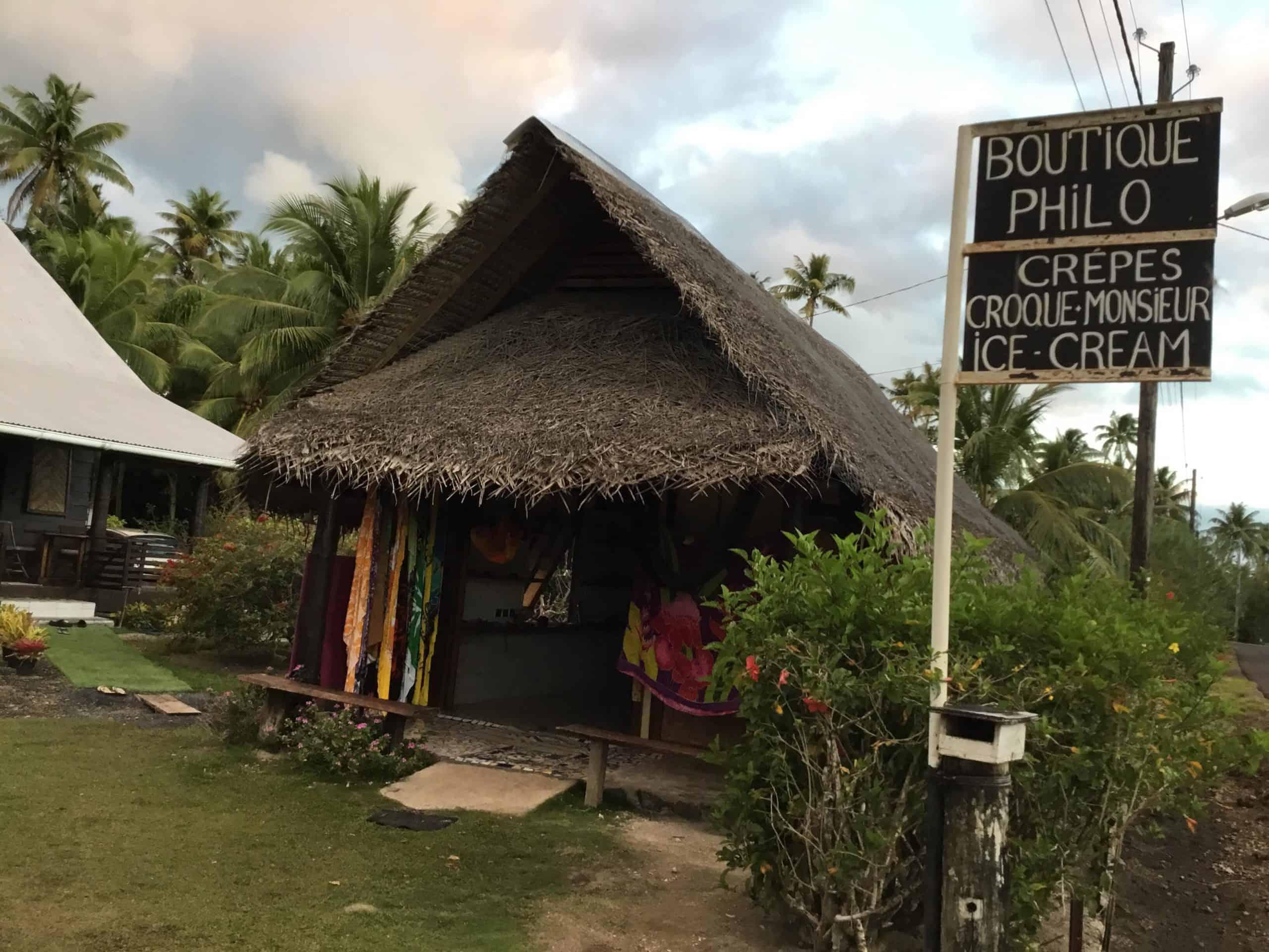 Boutique Philo Tahaa