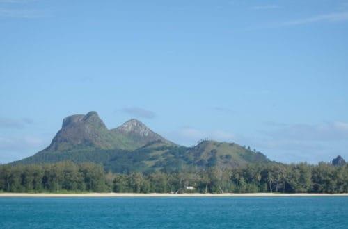 Lagon de Tubuai