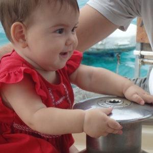 Aménager son voilier pour bébé