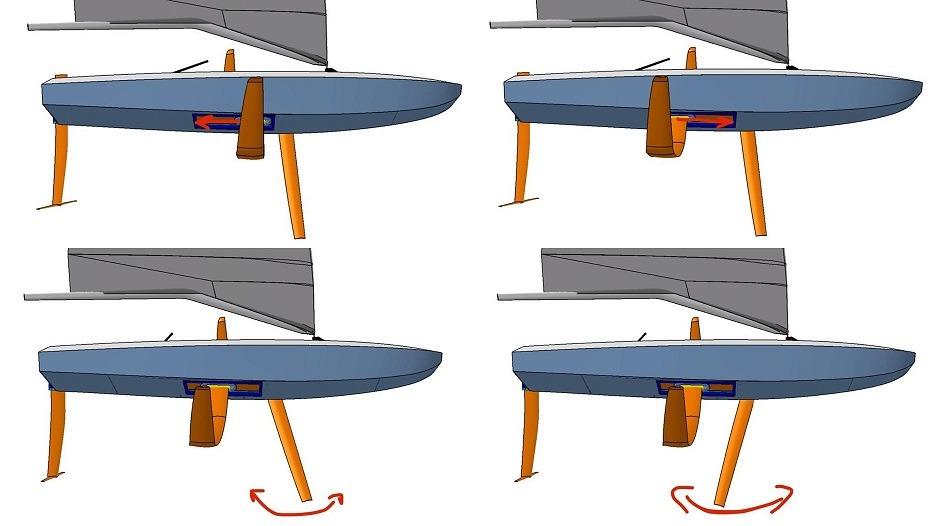plan du prototype de Benoit Marie