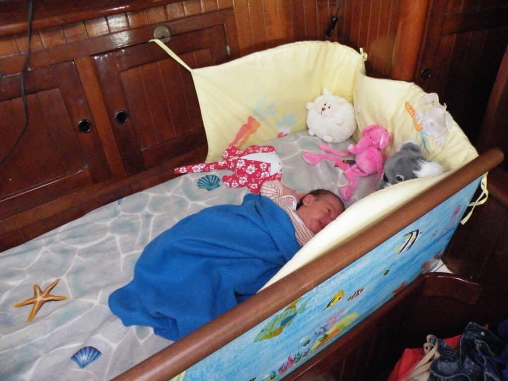 lit bébé Elyanne