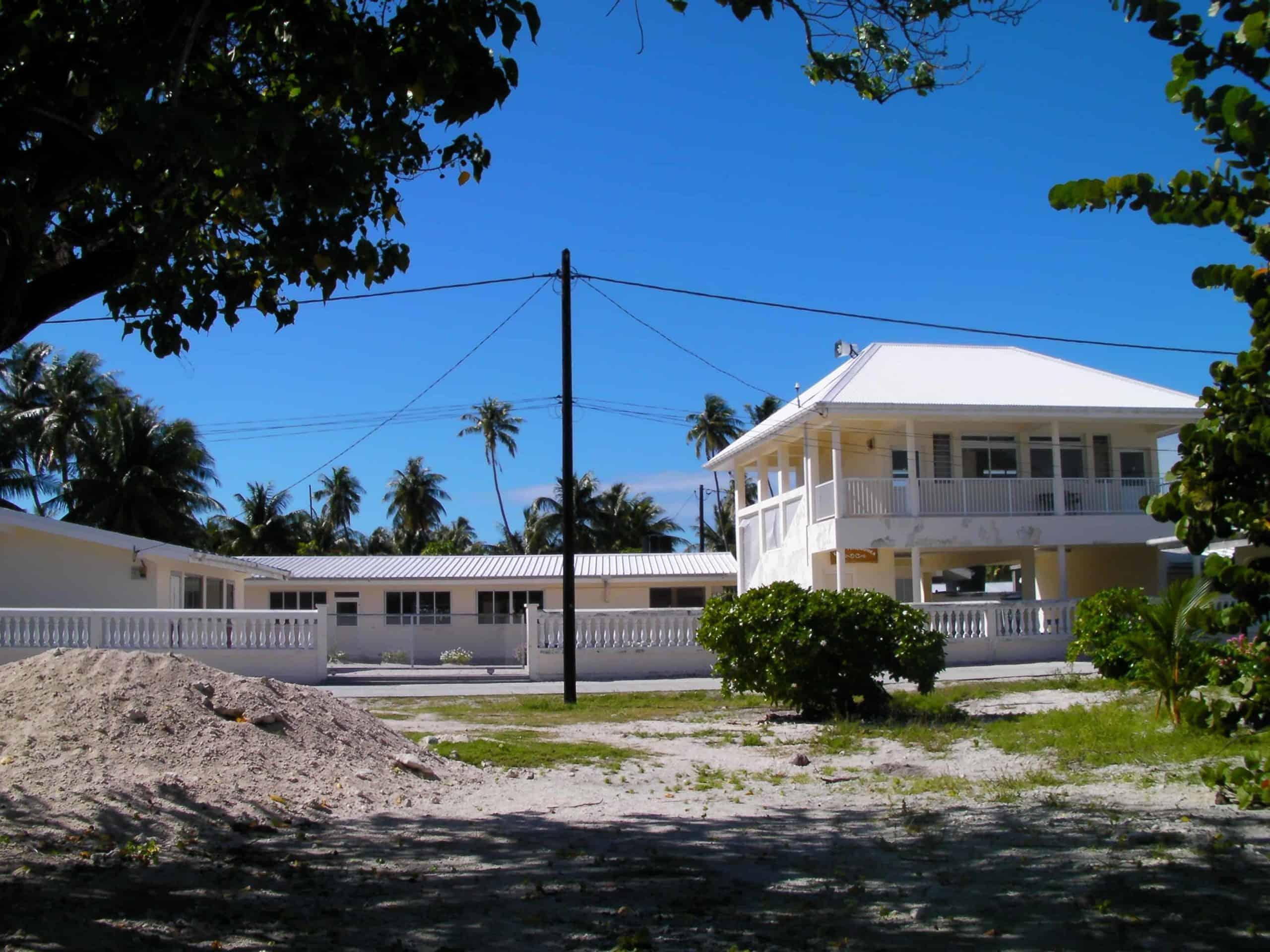 École de Kauehi