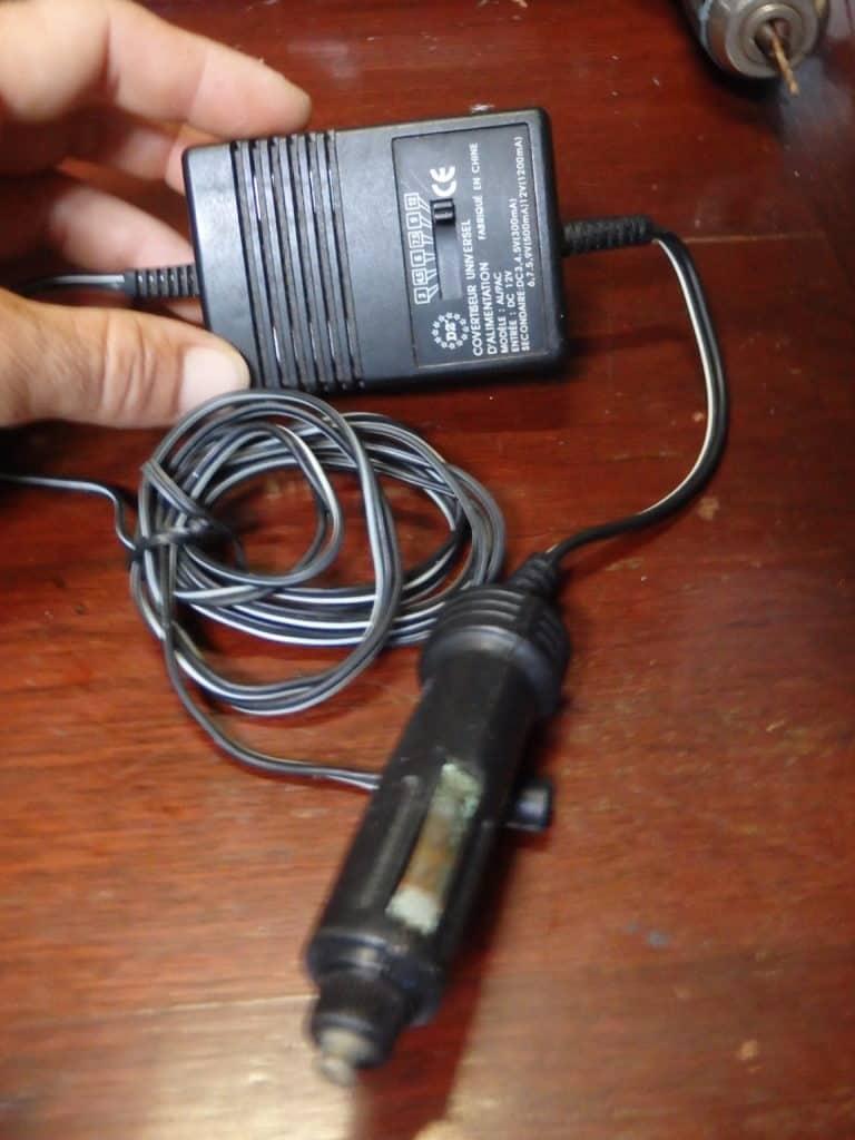 adaptateur de courant