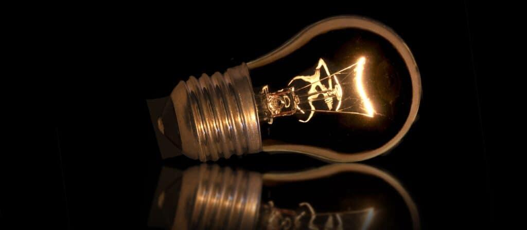 Consommation du courant fournit par la puissance du panneau solaire