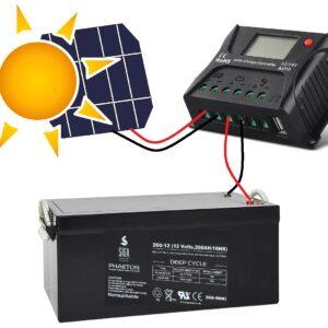 comment brancher et installer un panneau solaire