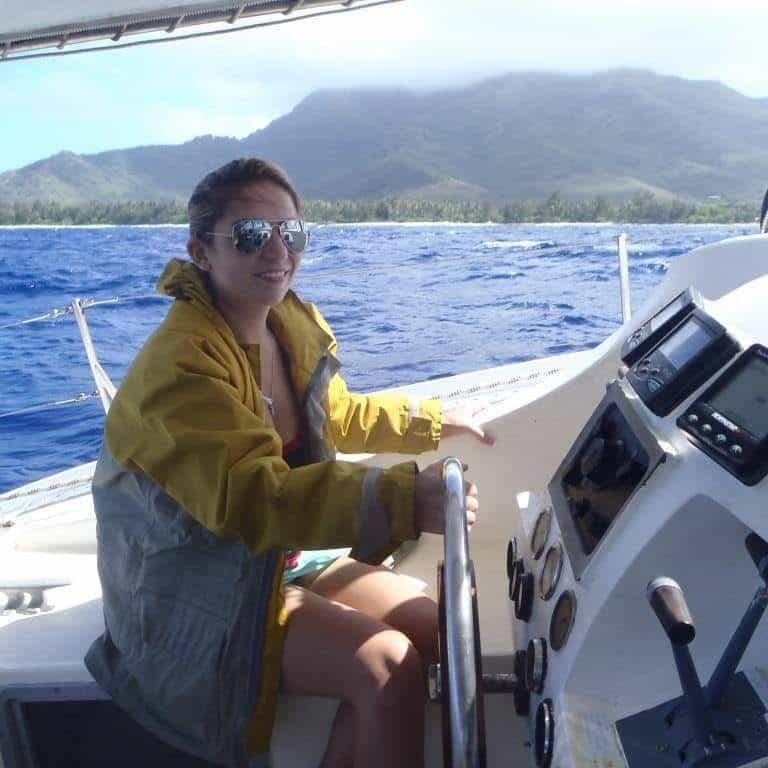 interview enfance bateau_Laura nous raconte son enfance en bateau.