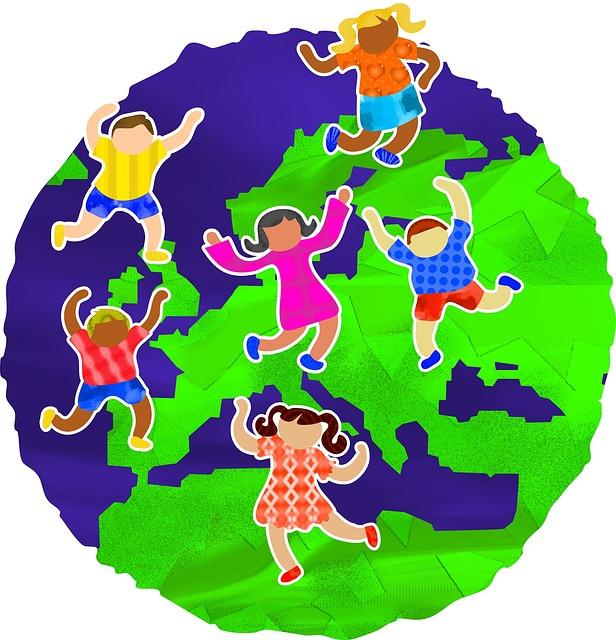 IEF et voyage, des enfants tous différents