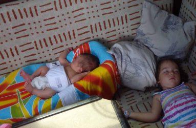 Cocoonababy pour faire dormir bébé en voilier