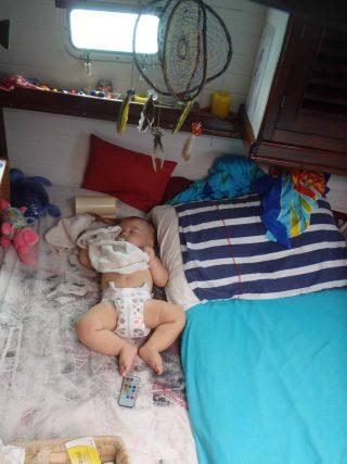 Lit bébé Nayel